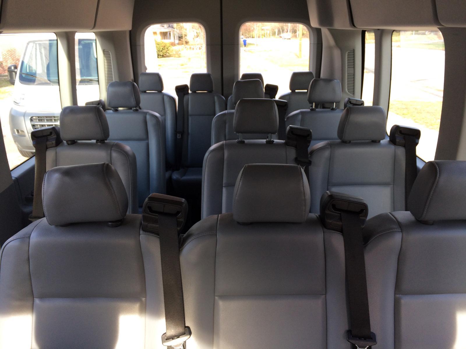 2015 FORD TRANSIT T 350 15 PASSENGER VAN 35,000 MILES