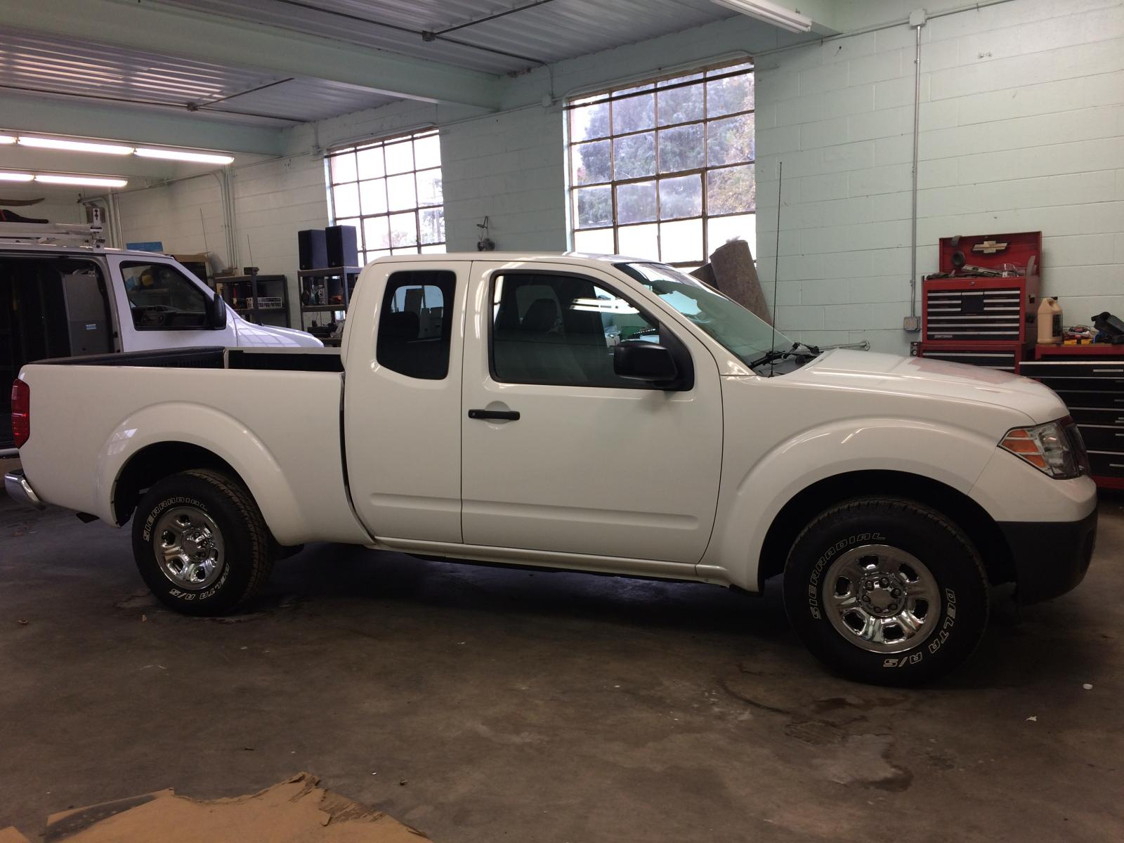 2017 Nissan Frontier Extra Cab 2 5l 4 Cylinder 5 Sd 99k