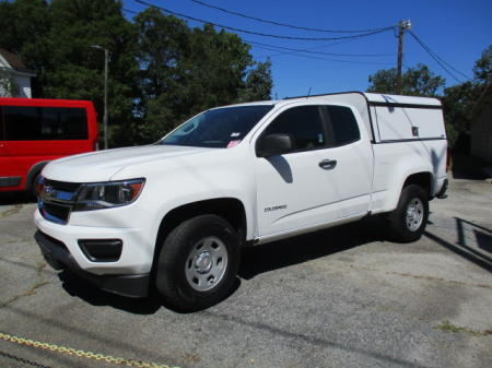 2016 CHEVROLET COLORADO EXTRA CAB WITH 35,000 MILES! $ 17,500