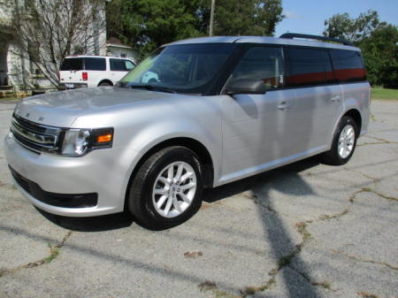 2017 FORD FLEX. VERY CLEAN CONDITION 77K $ 15,900