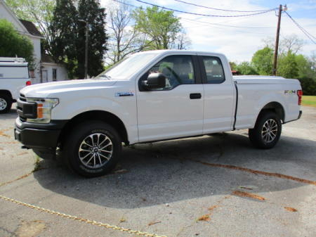 2018 FORD F-150 EXTRA CAB 4X4. V6 90K EXTRA CLEAN!,SLIMLINE COVER. PRICE $ 25,800
