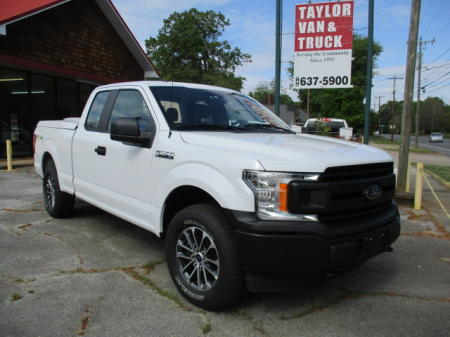 2018 FORD F-150 EXTRA CAB 4X4 V6. 90k VERY CLEAN CONDITION. PRICE $ 25,900